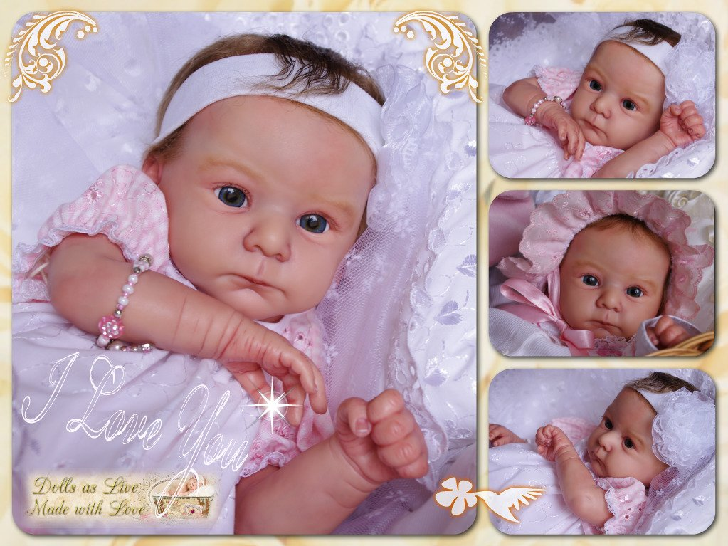 SAMANTA: Mathis - Gudrun Legler - Dolls as Live - Made with Love - Reborn dolls